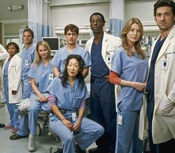 Tutti i protagonisti di Grey's Anatomy