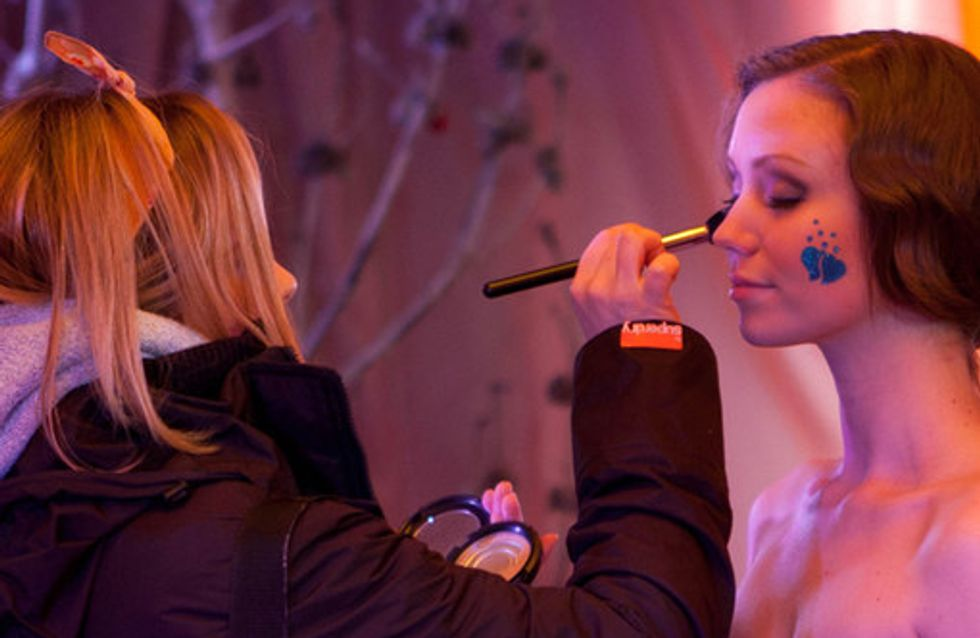 Hollyoaks Spoiler | Behind the scenes Enchanted party