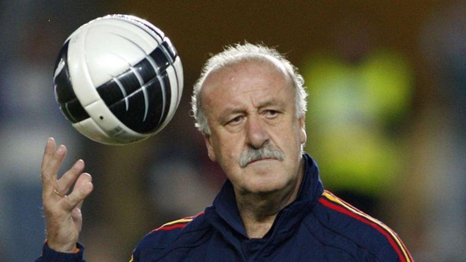 La selección española de fútbol para la Eurocopa 2012