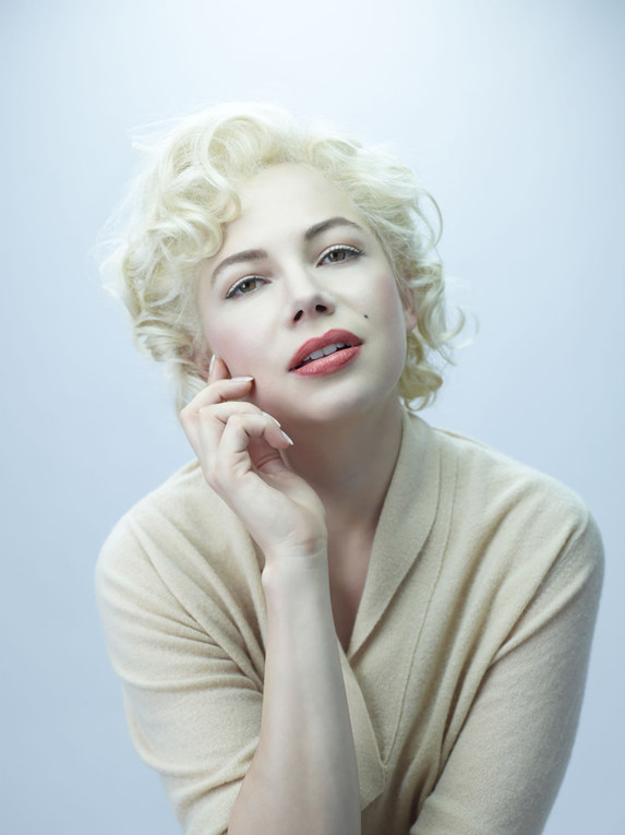 Michelle Williams interpreta Marilyn Monroe