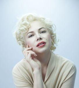 Arriva Marilyn con Michelle Williams
