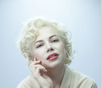 Arriva Marilyn con Michelle Williams