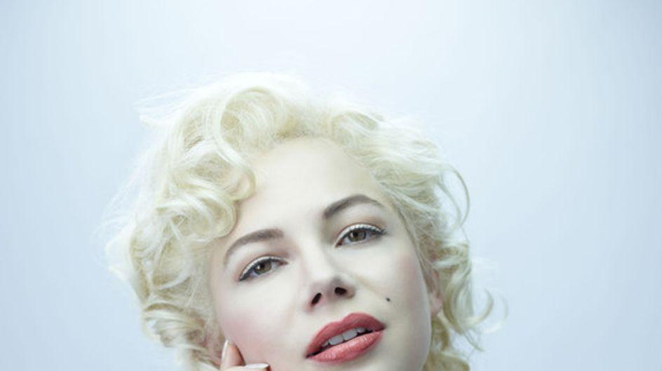 """Arriva """"Marilyn"""" con Michelle Williams"""