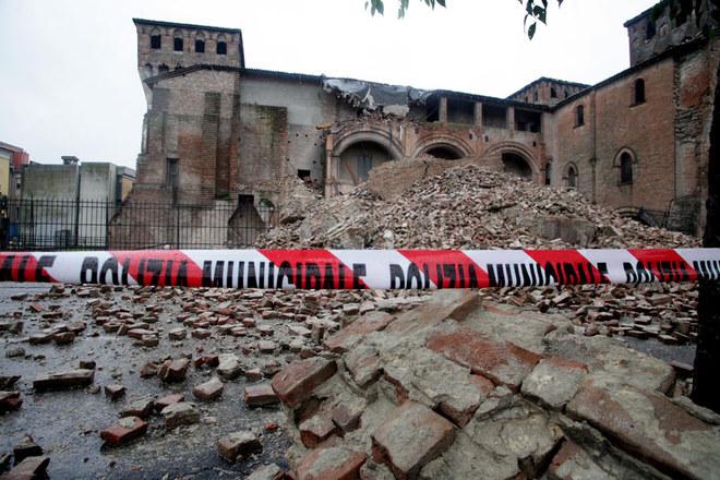 Terremoto a Finale Emilia