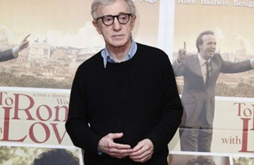 Woody Allen, foto di Woody Allen
