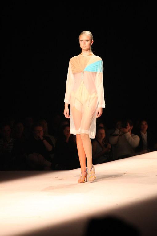 Modeshow: Modeacademie Antwerpen 2012