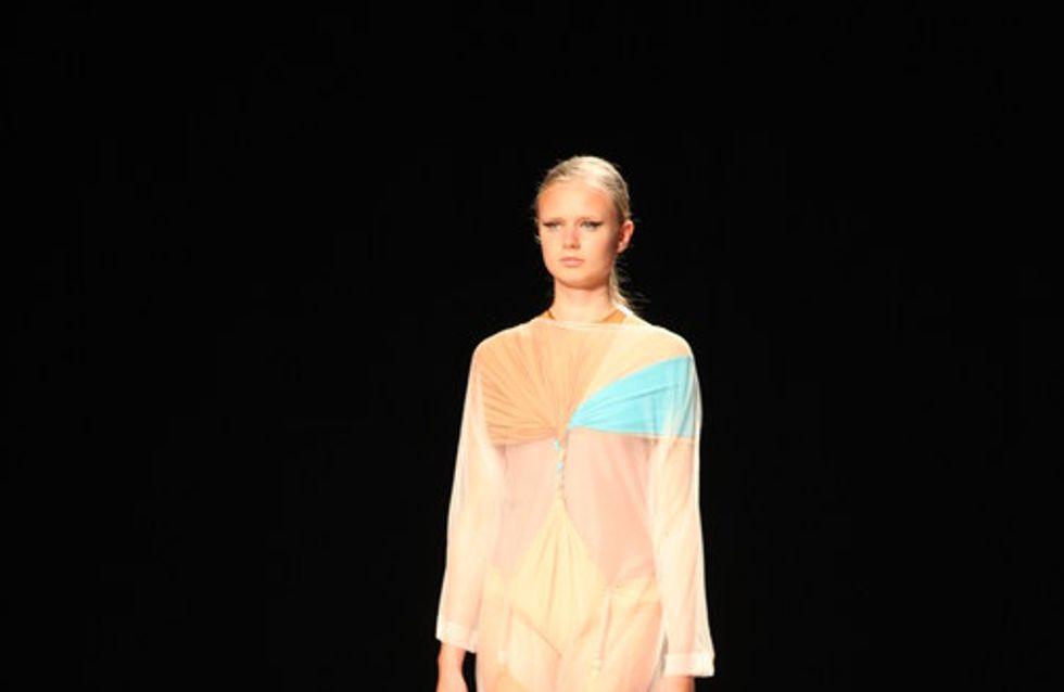 Fashion show: Modeacademie Antwerpen 2012