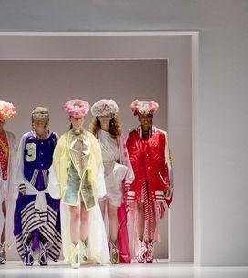Modeshow: La Cambre, Brussel 2012