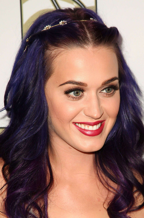 Celebrity met make-up: Katy Perry