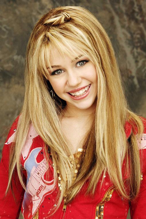 El pelo de Miley Cyrus en 2006