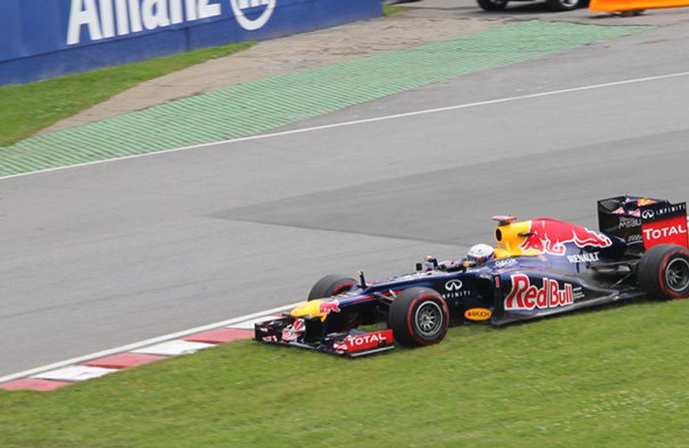 Grand Prix du Canada 2012