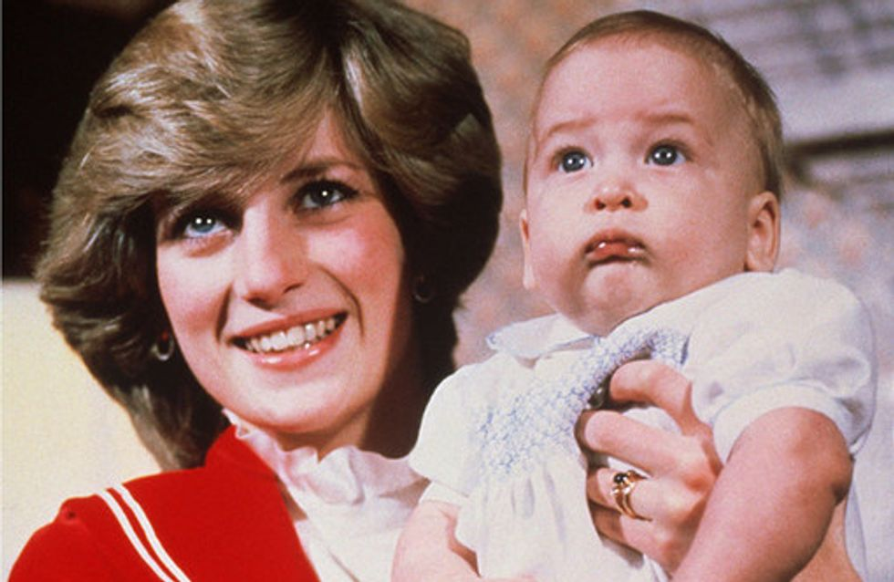 Prince William's Birthday: The young royal's life in pictures