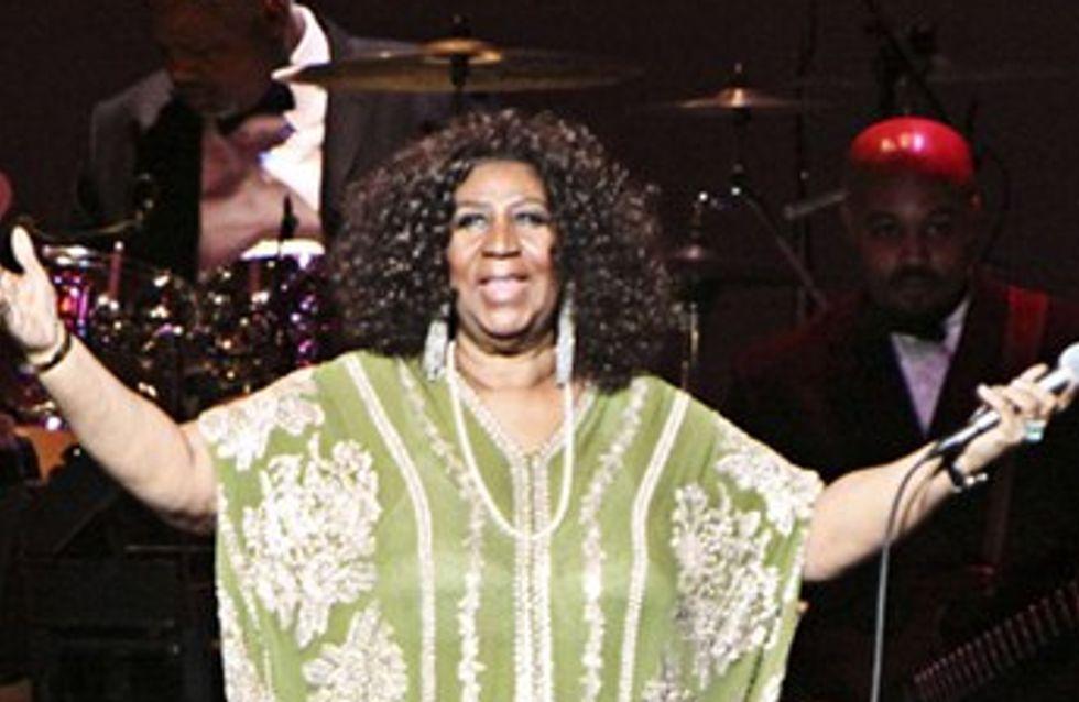 Aretha Franklin, foto di Aretha Franklin