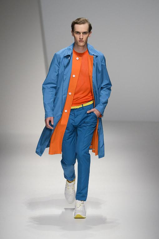 Le sfilate uomo primavera/estate 2013 della Milano Fashion Week