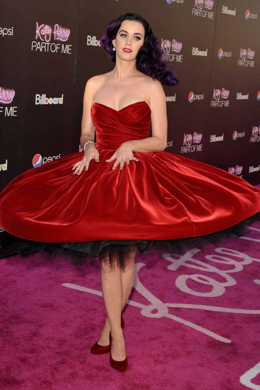 Katy Perry 'Part of Me' movie premiere