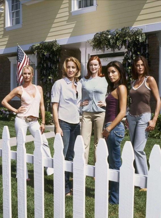 Mujeres desesperadas, 2004