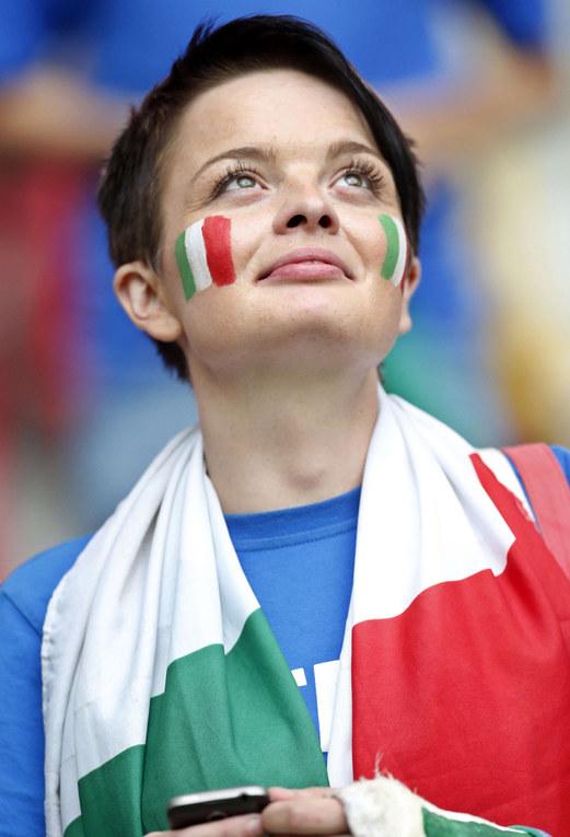 Europei 2012 - Le immagini delle tifose