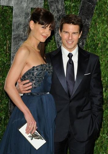 Tom Cruise e Katie Holmes si dicono addio