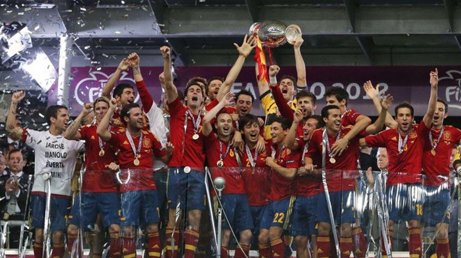 España, campeona de la Eurocopa 2012