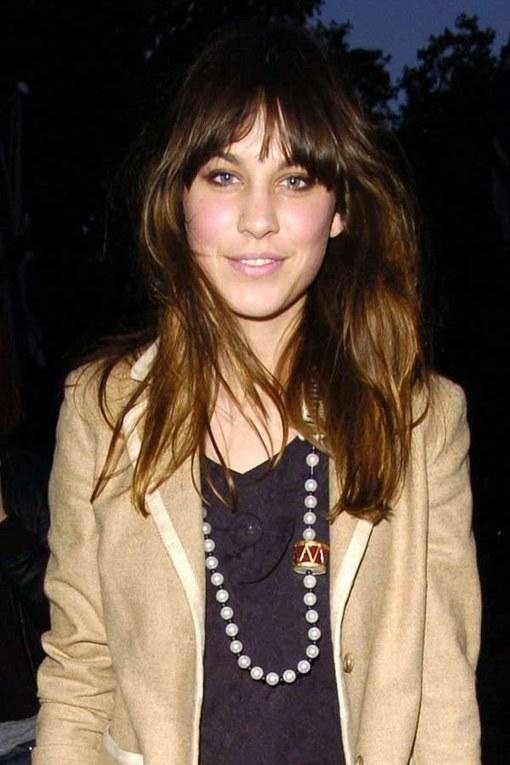 El look de Alexa Chung en 2007