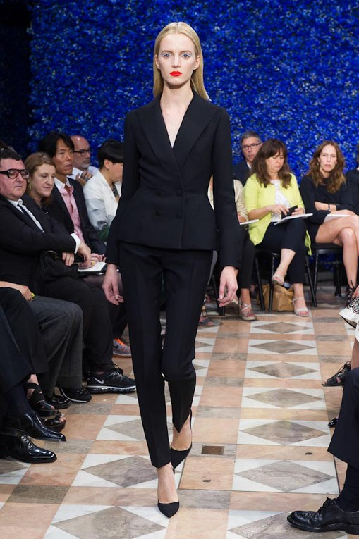 Dior at Haute Couture Fashion Week Paris: A/W 2012-2013
