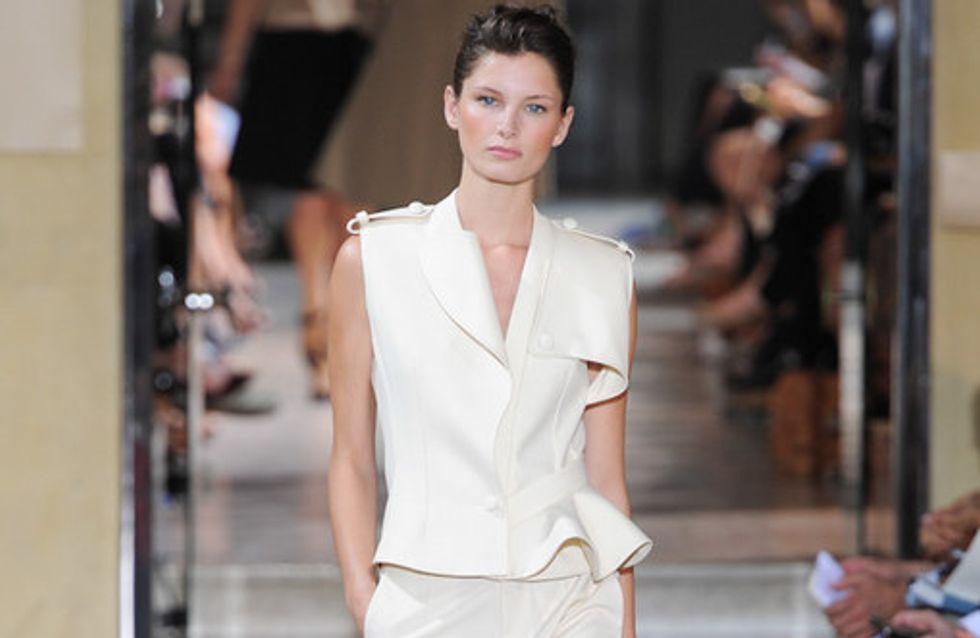 Bouchra Jarrar at Haute Couture Fashion Week Paris: A/W 2012-2013