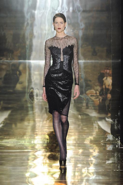 Défilé Georges Chakra Haute Couture Automne-Hiver 2012-2013