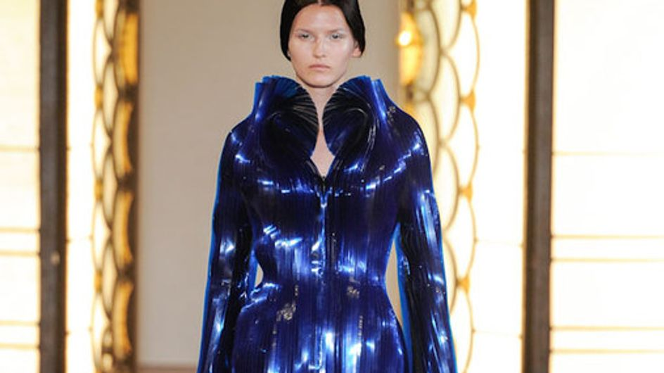 Iris Van Herpen - París Alta Costura Otoño Invierno 2012-2013