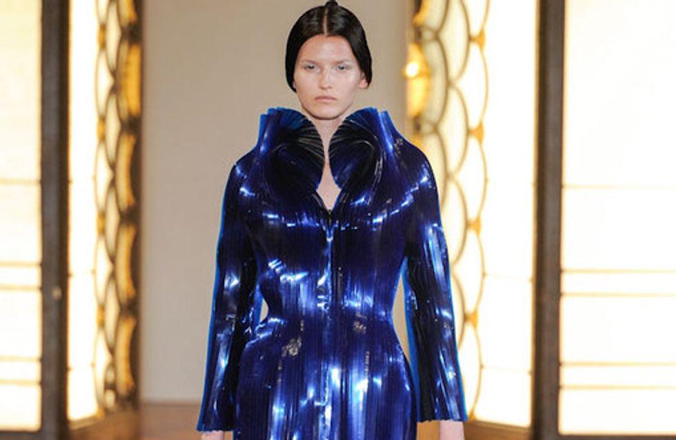 Iris Van Herpen at Haute Couture Fashion Week Paris: A/W 2012-2013