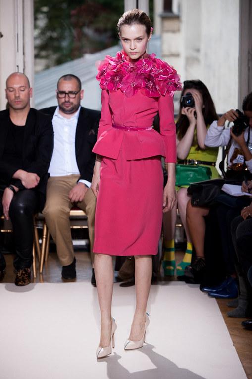 Georges Hobeika at Haute Couture Fashion Week Paris: A/W 2012-2013