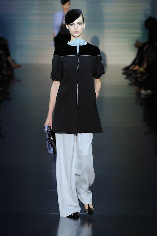 Giorgio Armani Privé at Haute Couture Fashion Week Paris: A/W 2012-2013