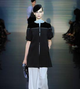 Giorgio Armani Privé at Haute Couture Fashion Week Paris: A/W 2012-2013
