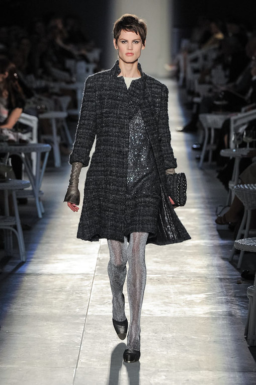 Chanel at Haute Couture Fashion Week Paris: A/W 2012-2013