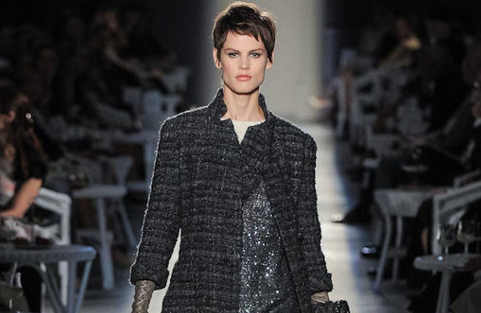 Chanel - París Alta Costura Otoño Invierno 2012-2013