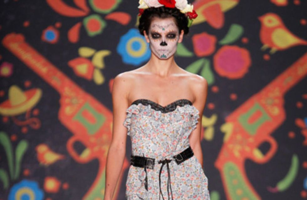 Lena Hoschek: Mercedes-Benz Fashion Week Berlin Frühjahr/Sommer 2013