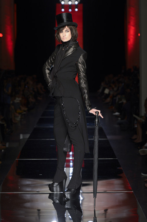 Jean Paul Gaultier at Haute Couture Fashion Week Paris: A/W 2012-2013