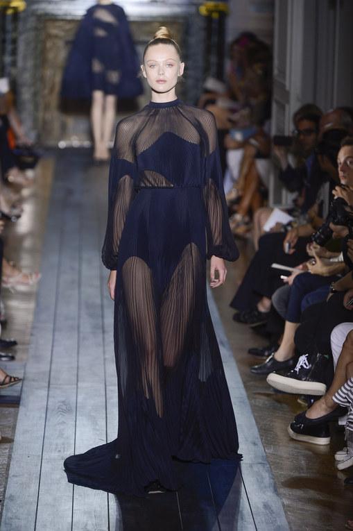 Valentino at Haute Couture Fashion Week Paris: A/W 2012-2013