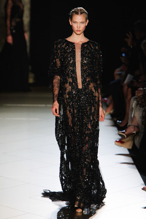 Elie Saab at Haute Couture Fashion Week Paris: A/W 2012-2013