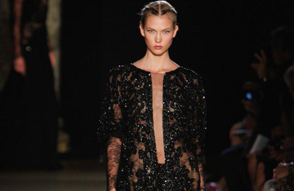 Elie Saab at Haute Couture Fashion Week Paris: A/W 2012-2013