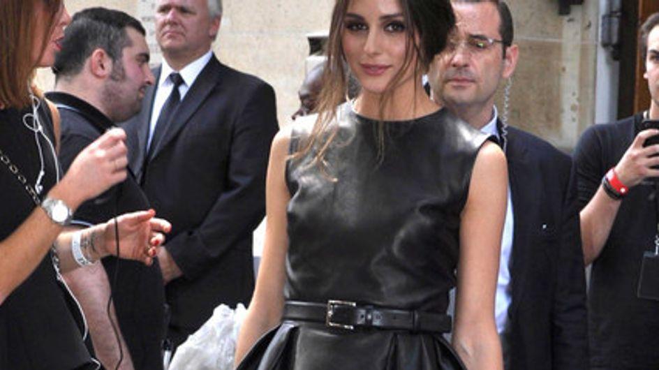 ¡Voilà! El front row de la Alta Costura de París