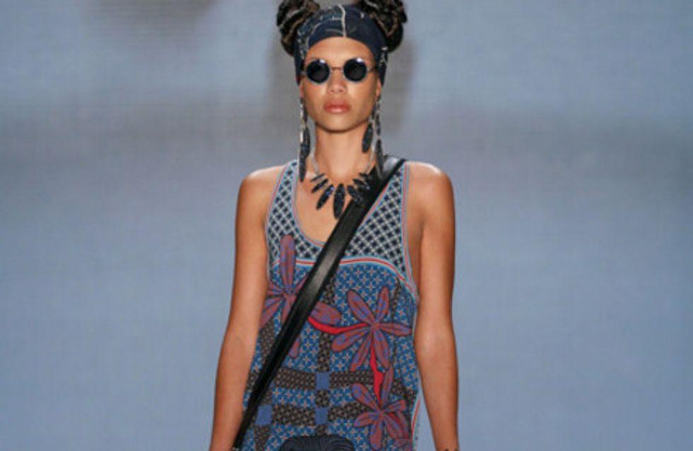 Miranda Konstantinidou: Mercedes-Benz Fashion Week Berlin Frühjahr/Sommer 2013