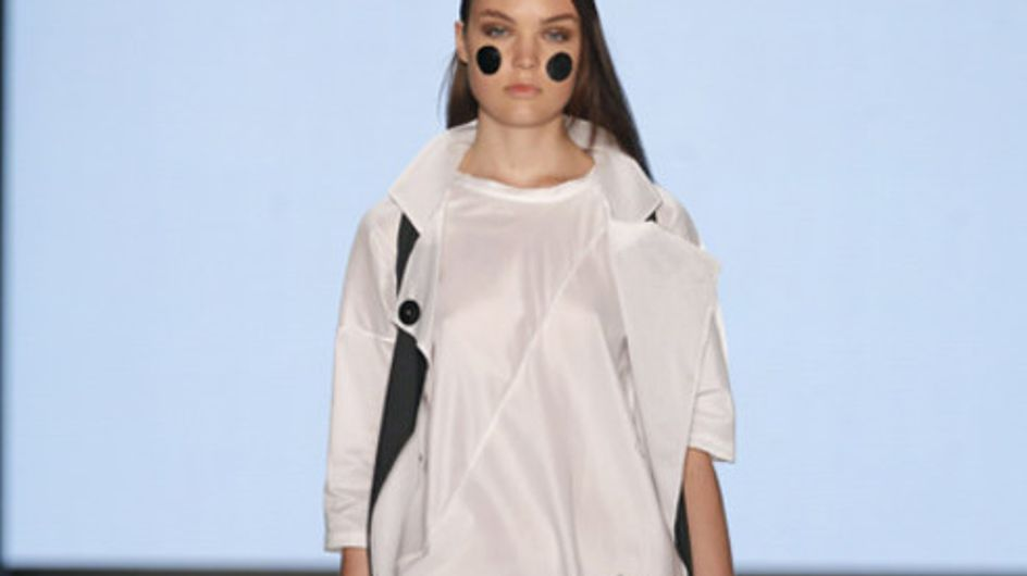 Romanian Designers: Mercedes-Benz Fashion Week Berlin Frühjahr/Sommer 2013