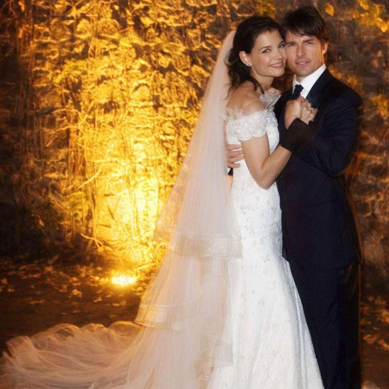 566ff5a01 Los vestidos de novia de las famosas   Foto - enfemenino
