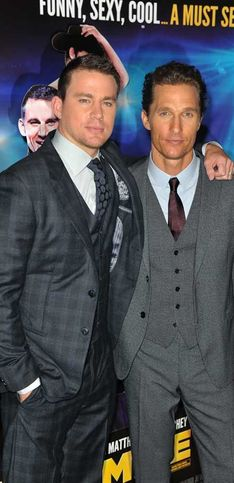 Magic Mike - The star-studded film premiere in London
