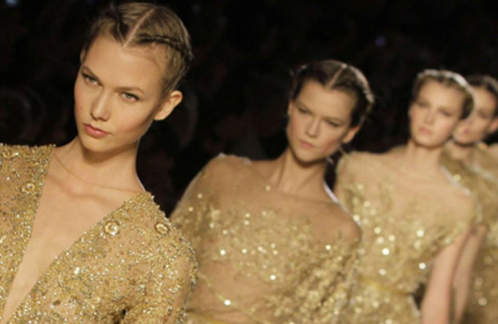Von Armani bis Chanel: Haute Couture Mode verzauberte Paris
