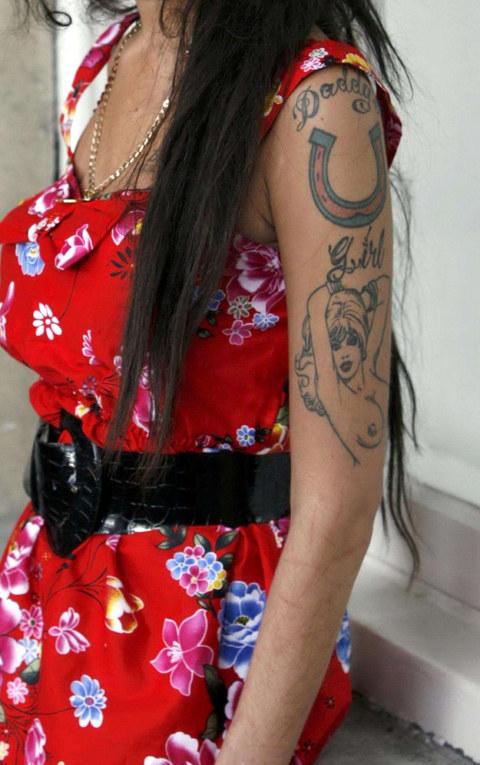Tatoeages van celebrities: Van wie is deze tatoeage?