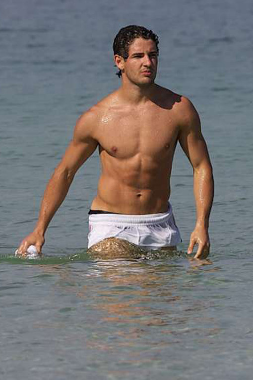 Olympic Athletes 2012: Alexandre Pato