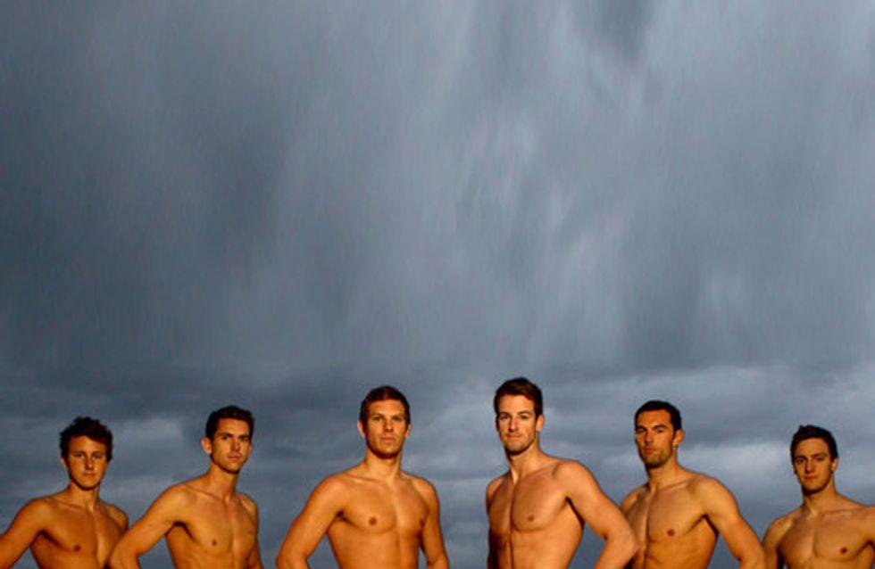 Testosteron trifft Adrenalin: Die heißesten Männer bei Olympia 2012