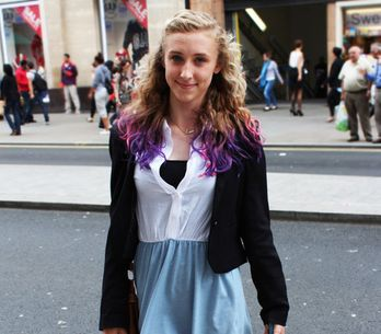 Street Style in Londen: de Engelse look