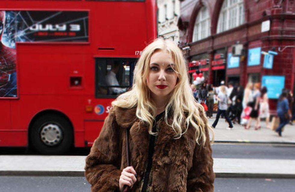 Das trägt London! Streetstyle aus der britischen Hauptstadt